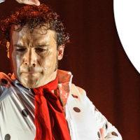 FLAMENCO   Stages + Spectacle avec Andrés Peña   25/26 novembre 2017   Rivesaltes