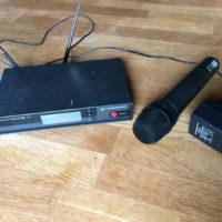 Vends micro HF sennheiser ew100
