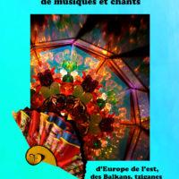 Atelier de musiques et chants d'Europe de l'est, tziganes et des Balkans
