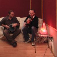 Journée découverte du studio d' enregistrement