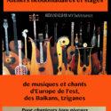 Ateliers de musiques et chants d'Europe de l'est et tziganes