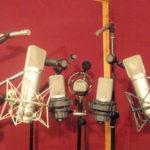 04 Studio d' enregistrement professionnel prise de son